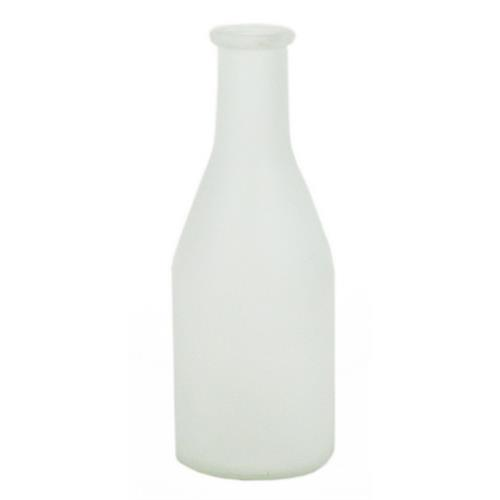 BOTTLE SEINE D6.5 H18CM FROSTED