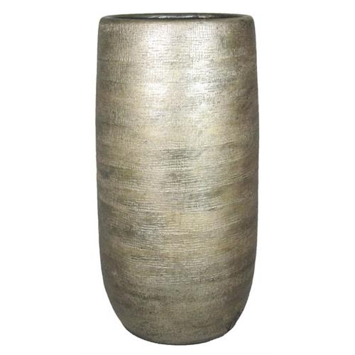 <b><span style=color:#FF0000>*New*</span></b> VASE MIRA D26 H50CM INDUSTRIAL GOLD