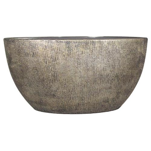 <b><span style=color:#FF0000>*New*</span></b> OVAL MIRA 49X20X25CM INDUSTRIAL GOLD